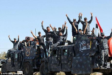 Luc luong Iraq o at tien ve Mosul, quyet tam giai phong thanh pho - Anh 10