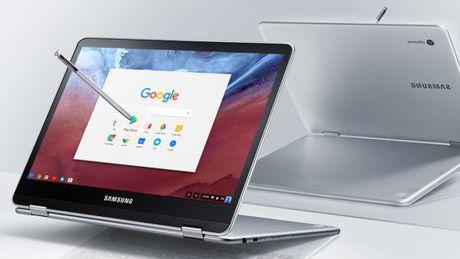 Samsung Chromebook Pro bat ngo lo dien, ho tro but stylus - Anh 10