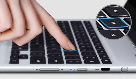 Samsung Chromebook Pro bat ngo lo dien, ho tro but stylus - Anh 6