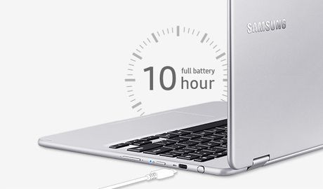 Samsung Chromebook Pro bat ngo lo dien, ho tro but stylus - Anh 7