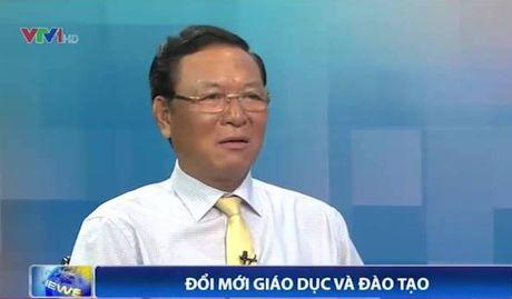 Ong Pham Vu Luan, ong Nguyen Vinh Hien giup GS. Ho Ngoc Dai lach luat? - Anh 1