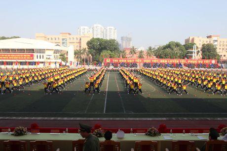 Hoc vien An ninh nhan dan khai giang nam hoc 2016-2017 - Anh 6