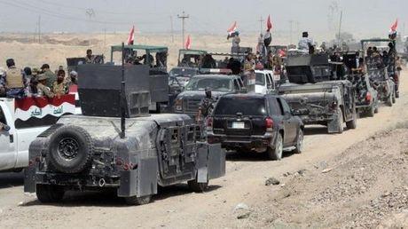 Iraq va dong minh tong tan cong IS giai phong Mosul - Anh 1