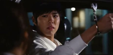 "Park Bo Gum: ""Thanh guom bau"" cua man anh xu kim chi - Anh 1"