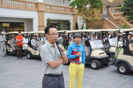 120 Golf thu quy tu tai giai Golf cuu sinh vien DH Bach Khoa - Anh 3