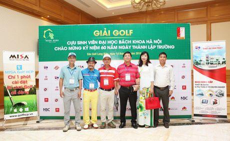 120 Golf thu quy tu tai giai Golf cuu sinh vien DH Bach Khoa - Anh 4