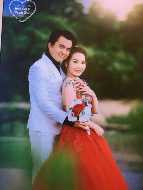 "Dien vien ""Mui ngo gai"" Cao Minh Dat ket hon o tuoi 41 - Anh 2"
