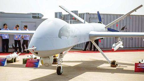 Quyen luc UAV: Ky 2: Tu cuong - Anh 1