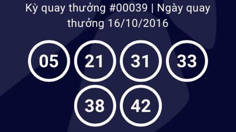 Nguoi choi Tra Vinh trung so dien toan Vietlott hon 92 ty dong - Anh 1