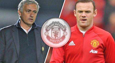Mourinho de Rooney ngoi du bi tran gap Liverpool, phan phao Giggs - Anh 1