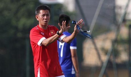Truc tiep U.19 VN - U.19 UAE 1-0: Ho Minh Di ghi ban - Anh 2