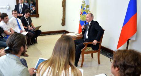 Ong Putin neu ly do quan he Nga-My te di - Anh 1