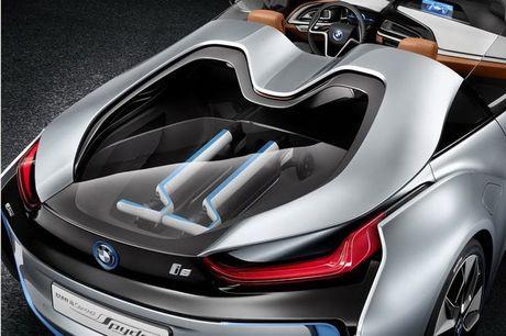 BMW i8 Roadster mui tran se chinh thuc ra mat nam 2018 - Anh 10