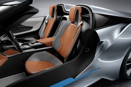 BMW i8 Roadster mui tran se chinh thuc ra mat nam 2018 - Anh 3