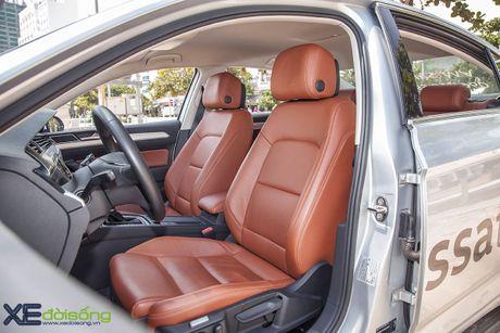 Danh gia Volkswagen Passat 2016: Xung danh vo dich Chau Au - Anh 10