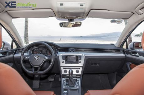 Danh gia Volkswagen Passat 2016: Xung danh vo dich Chau Au - Anh 13