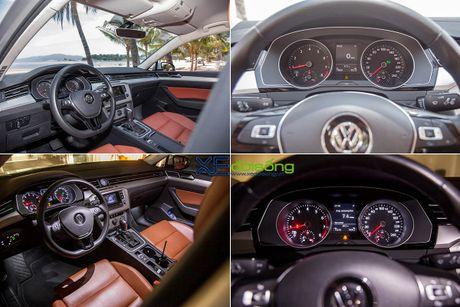Danh gia Volkswagen Passat 2016: Xung danh vo dich Chau Au - Anh 14