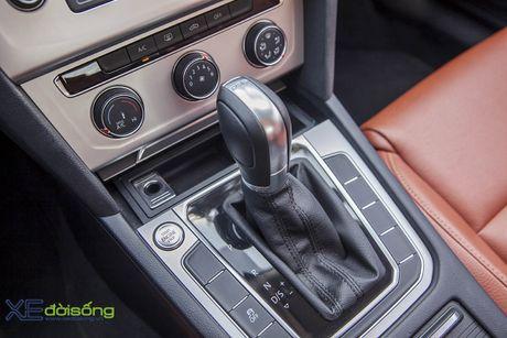 Danh gia Volkswagen Passat 2016: Xung danh vo dich Chau Au - Anh 16