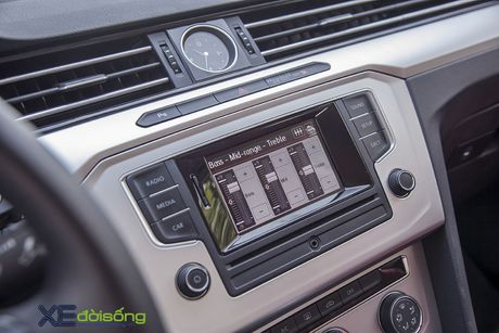 Danh gia Volkswagen Passat 2016: Xung danh vo dich Chau Au - Anh 17