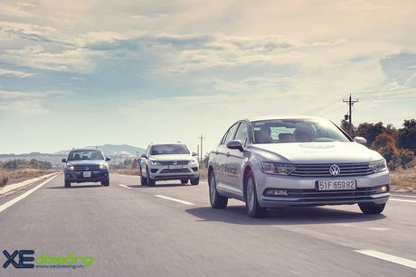 Danh gia Volkswagen Passat 2016: Xung danh vo dich Chau Au - Anh 19