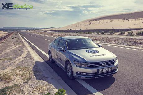 Danh gia Volkswagen Passat 2016: Xung danh vo dich Chau Au - Anh 6