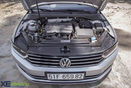 Danh gia Volkswagen Passat 2016: Xung danh vo dich Chau Au - Anh 7