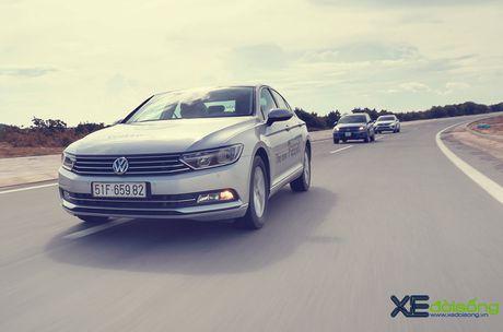 Danh gia Volkswagen Passat 2016: Xung danh vo dich Chau Au - Anh 9