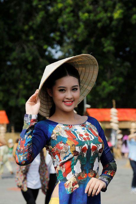 An tuong Festival ao dai Ha Noi 2016 - Anh 17