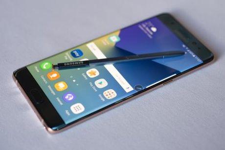 Vietnam Airlines tu choi van chuyen dien thoai Galaxy Note 7 - Anh 1