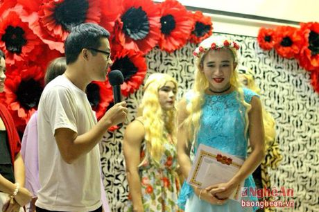 Sinh vien Viet Nam tai Nga to chuc 'The Face' - Anh 1