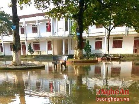Gan 3 nghin hoc sinh Nam Dan van chua the den truong - Anh 2