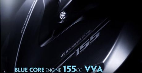 Yamaha NVX 155 chinh thuc lo dien - Anh 3