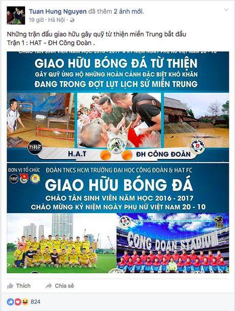 Mien Trung oi! Sao Viet da san sang mang tat ca yeu thuong den voi moi nguoi - Anh 6