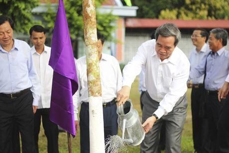 Chinh thuc khai thac 'vang trang' tai Lai Chau - Anh 1