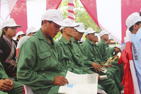 Chinh thuc khai thac 'vang trang' tai Lai Chau - Anh 3