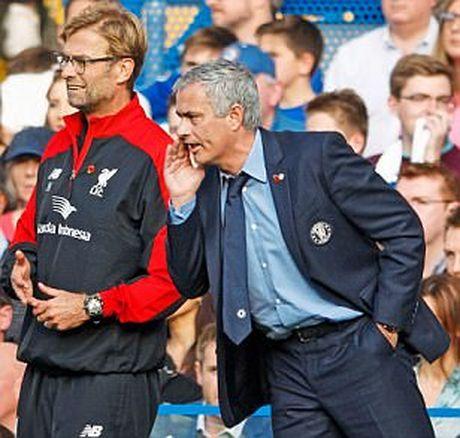 M.U vs Liverpool: Kich ban nao cho Mourinho va Klopp trong tran derby nuoc Anh? - Anh 1