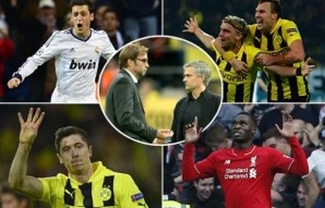 Lich su doi dau Mourinho - Klopp: 'Nguoi dac biet' lep ve - Anh 1