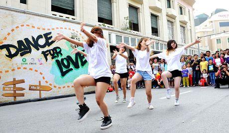 'Dance for Love': Tu do, binh dang va yeu thuong - Anh 2