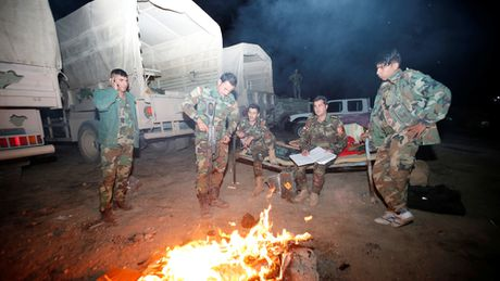 Iraq tong tan cong vao Mosul, thanh tri manh nhat cua IS - Anh 3