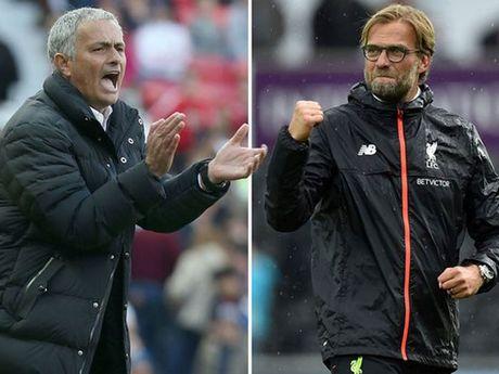Liverpool - MU: Kloop-Mourinho doi vai, dieu gi xay ra? - Anh 1