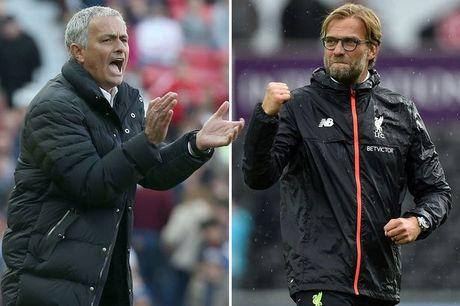 Liverpool - MU: Kloop-Mourinho doi vai, dieu gi xay ra? - Anh 2