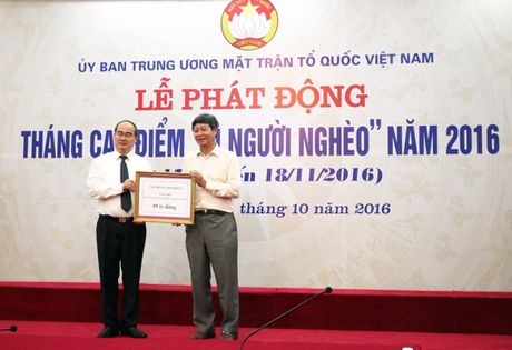 Hon 348 ti dong ho tro nguoi ngheo ca nuoc - Anh 2