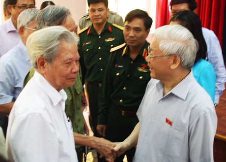 Tong Bi thu: Lam ro ca chet Ho Tay co phai do pha hoai - Anh 1