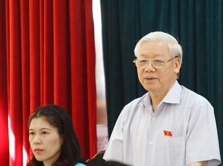 Tong Bi thu: Lam ro ca chet Ho Tay co phai do pha hoai - Anh 3