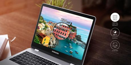 Samsung ra mat Chromebook Pro co but cam ung giong Note 7 - Anh 9