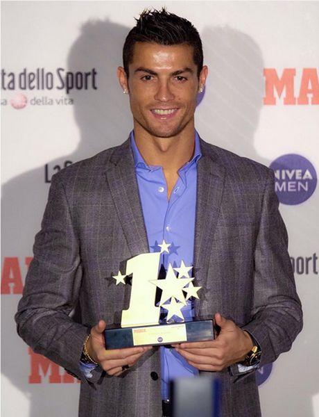 5 ky luc Guinness cua Cristiano Ronaldo - Anh 2