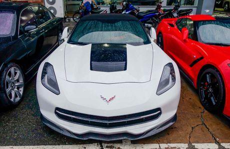 Ba xe the thao Corvette Stingray tai TP.HCM - Anh 4