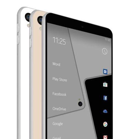 Di dong Android cua Nokia san xuat o Viet Nam - Anh 1
