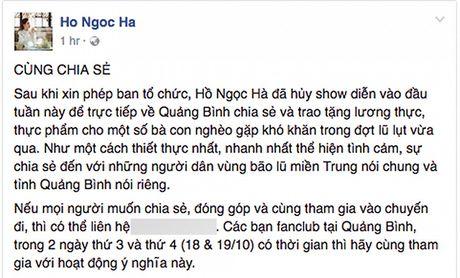 MC Phan Anh, ca si Ho Ngoc Ha huong ve khuc ruot mien Trung - Anh 2