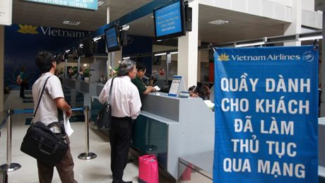 Vietnam Airlines mo check-in truc tuyen tai san bay Nhat; Cay chip dien tu vao nguoi de pha khoa an ninh; - Anh 1